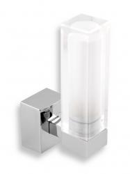 NOVASERVIS - Koupelnové světlo hranaté chrom (0204,0)