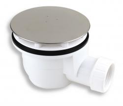 NOVASERVIS - Sifon vaničkový 90/40 INOX plast (475,P), fotografie 2/2