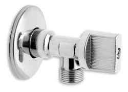 "NOVASERVIS - Rohový ventil bez filtru 1/2""x 1/2"" (CF3003/15), fotografie 2/2"