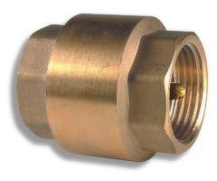 """NOVASERVIS - Zpětná celokovová klapka kovová vložka 6/4"""" (JY504/40), fotografie 2/2"""