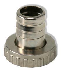 """NOVASERVIS - Kompletní koncovka zahradního ventilu 3/8""""x1/2"""" (V/2002/10), fotografie 2/1"""