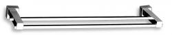 NOVASERVIS - Dvojitý držák ručníků 450 mm Titania Anet chrom (66324,0)