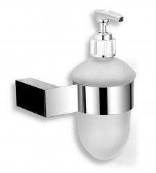 NOVASERVIS - Dávkovač mýdla Titania Kate chrom (66550,0)
