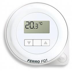 NOVASERVIS - Elektronický pokojový termostat denní bezdrátový (FQ1TXT6)