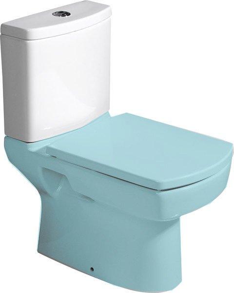 BASIC nádržka k WC kombi, napouštění zespodu (71122400)