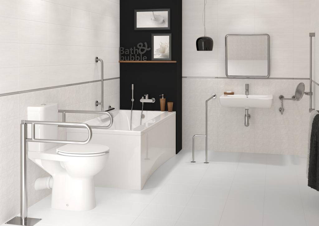 Jak vypadá vhodná koupelna pro seniory