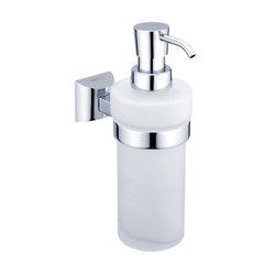 NIMCO Pallas athéna Dávkovač tekutého mýdla chrom PA 12031W-26 (PA 12031W-26)