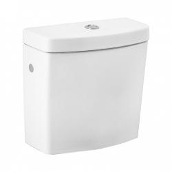 """MIO JP-bílá WC nádrž ke kombi, boční napouštění vody 3/8"""" +JIKAperla (H8277121002411)"""