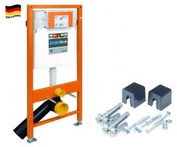 JOMO - Modul JOMOTech pro závěsné WC, ovládání zepředu + montážní sada (174-91100700-00)
