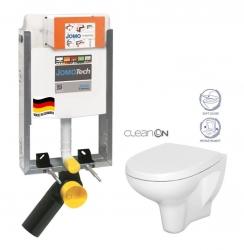 SET JOMOTech Modul pro zazdění LIGHT + sedátko + WC  CERSANIT CLEANON ARTECO (164-14600479-00 AT1) - AKCE/SET/JOMO