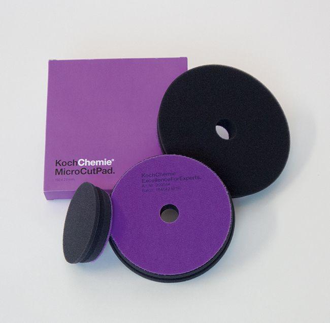 KOCH CHEMIE - Leštící kotouč Micro Cut Pad fialový Koch 126x23 mm 999584 (EG4999584)