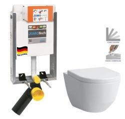 AKCE/SET/JOMO - SET JOMOTech Modul pro zazdění LIGHT + WC LAUFEN PRO + SEDÁTKO (164-14600479-00 LP3)