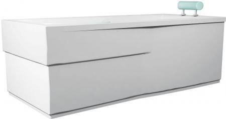 TEIKO panel vanový COLUMBA 170x75 LEVÁ BÍLÁ výška 56 (V122170L62T05001)