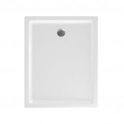 Sprchová vanička TAKO 100x80x4, obdélník CW (S204-019), fotografie 2/2