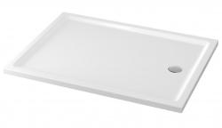 CERSANIT - Sprchová vanička TAKO 120x90x4, obdélník CW (S204-020)