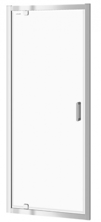 Sprchové dveře ARTECO 80x190, kyvné, čiré sklo (S157-007)