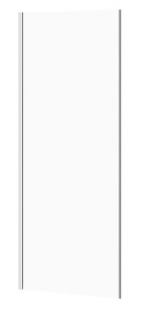 Boční stěna k posuvným dveřím CREA 80x200, čiré sklo (S900-2613)