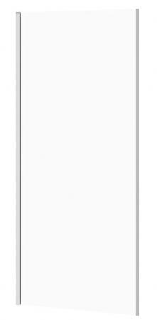 Boční stěna k posuvným dveřím CREA 90x200, čiré sklo (S900-2614)