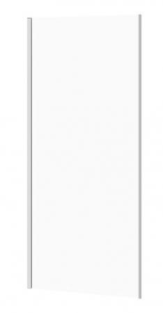 Boční stěna CREA 90x200 pro kyvné dveře, čiré sklo (S159-010)