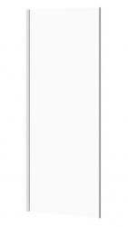 CERSANIT - Boční stěna CREA 80x200 pro kyvné dveře, čiré sklo (S159-009)