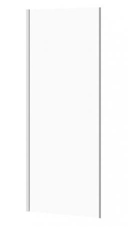 Boční stěna CREA 80x200 pro kyvné dveře, čiré sklo (S159-009)