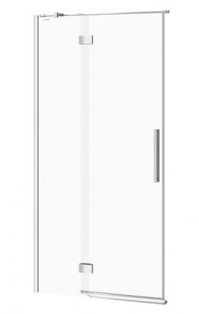 Sprchové dveře s panty CREA 100x200, levé, čiré sklo (S159-001)
