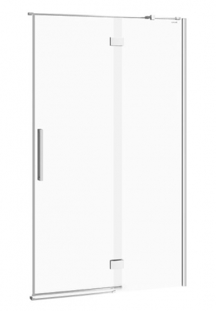 Sprchové dveře s panty CREA 120x200, pravé, čiré sklo (S159-004)
