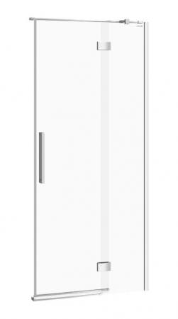 Sprchové dveře s panty CREA 90x200, pravé, čiré sklo (S159-006)