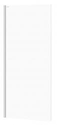 CERSANIT - Sprchová pevná boční stěna MODUO 80x195, čiré sklo (S162-007)