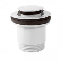 TRES - Umyvadlový ventilzátka O40mm CLICK-CLACK (24284002BL)