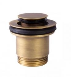 TRES - Umyvadlový ventilzátka O40mm CLICK-CLACK (24284002LM)