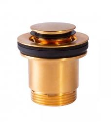 TRES - Umyvadlový ventilzátka O40mm CLICK-CLACK (24284002OM)