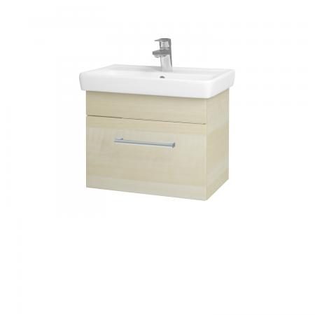 Dřevojas - Koupelnová skříň SOLO SZZ 55 - D02 Bříza / Úchytka T03 / D02 Bříza (21392C)
