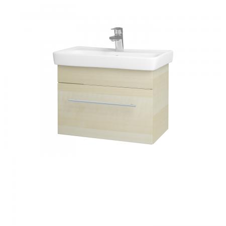 Dřevojas - Koupelnová skříň SOLO SZZ 60 - D02 Bříza / Úchytka T02 / D02 Bříza (22153B)