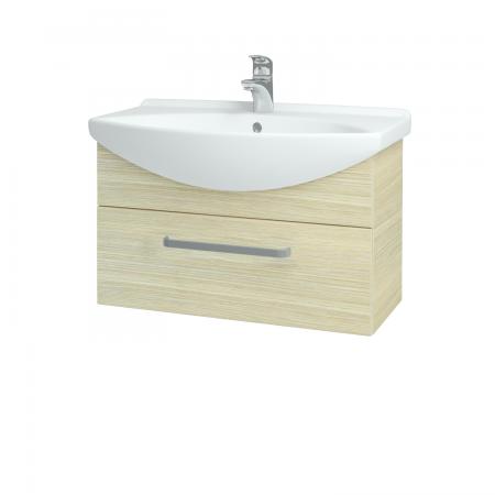 Dřevojas - Koupelnová skříň TAKE IT SZZ 75 - D04 Dub / Úchytka T01 / D04 Dub (133856A)