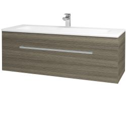 Dřevojas - Koupelnová skříň ASTON SZZ 120 - D03 Cafe / Úchytka T03 / D03 Cafe (131463C)