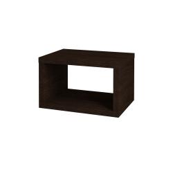 Dřevojas - Koupelnová skříň STORM SYO 60 - D08 Wenge (157012)