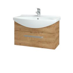 Dřevojas - Koupelnová skříň TAKE IT SZZ 75 - D09 Arlington / Úchytka T01 / D09 Arlington (151256A)