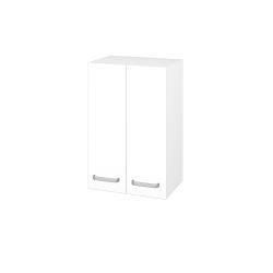 Dřevojas - Skříň horní DOS SYD2 50 - N01 Bílá lesk / Úchytka T01 / N01 Bílá lesk (211059A)