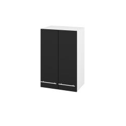 Dřevojas - Skříň horní DOS SYD2 50 - N01 Bílá lesk / Úchytka T02 / N08 Cosmo (211097B)