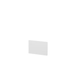 Dřevojas - Krycí deska k zakrácení KDZ SZZ (výška 20 cm) - D08 Wenge (235314)