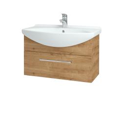Dřevojas - Koupelnová skříň TAKE IT SZZ 75 - D09 Arlington / Úchytka T04 / D09 Arlington (151256E)