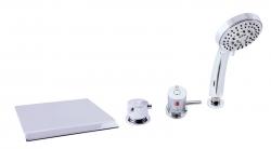 SLEZAK-RAV - Vodovodní baterie vanová TERMOSTATICKÁ, Rozměr: 3/8'' (DT274.0PZ)