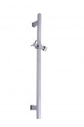 SLEZAK-RAV - Sprchová tyč LOIRA, Barva: chrom (MD0111)