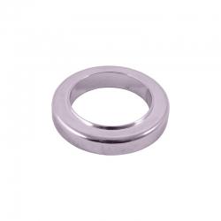 SLEZAK-RAV - Kovová podložka pod baterie 26, 28 a 06, Barva: kov/chrom (MD0673)