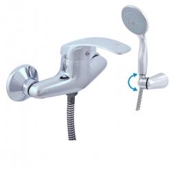 SLEZAK-RAV - Vodovodní baterie sprchová MISSISSIPPI, Barva: chrom, Rozměr: 150 mm (MS080.5/2)