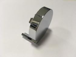 SLEZAK-RAV - Krytka k ručce termostatické baterie, Barva: plast/chrom, Rozměr: 1 ks (ND TRM8015-2), fotografie 4/2
