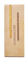 SLEZAK-RAV - Vodovodní baterie sprchová vestavěná , Barva: chrom (ROYAL1283), fotografie 6/4