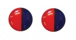 Značení na ručku, Barva: plast - červená/modrá - 2 ks (SK0017) - SLEZAK-RAV