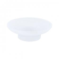 SLEZAK-RAV - Skleněná miska na mýdlo, Barva: sklo (SKL002)